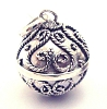 14mm sterling silver Harmony Ball jingle bell mexican bola HM65
