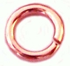 4mm 20 gauge 14k Rose Gold Filled Open Jump rings (50pcs/pk) RR01
