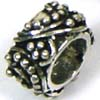 10mm x 5mm Sterling Silver Bead fits Pandora B114