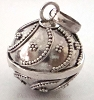 16mm Sterling Silver Harmony Ball Pendant HM18
