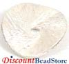 10mm Bright Sterling Silver Potato Chip Curve Disc Spacer S87 (10pcs/pk)